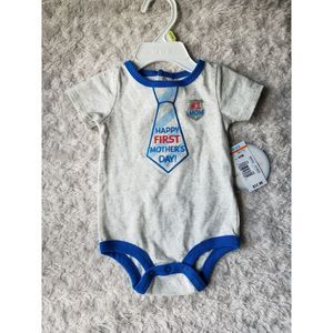 Onesie Mothers Day Body Suit 0-3 Months